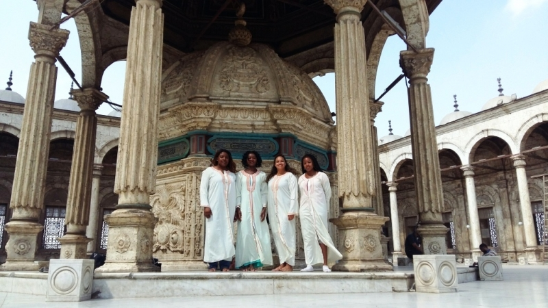 Alabaster Mosque at Cairo