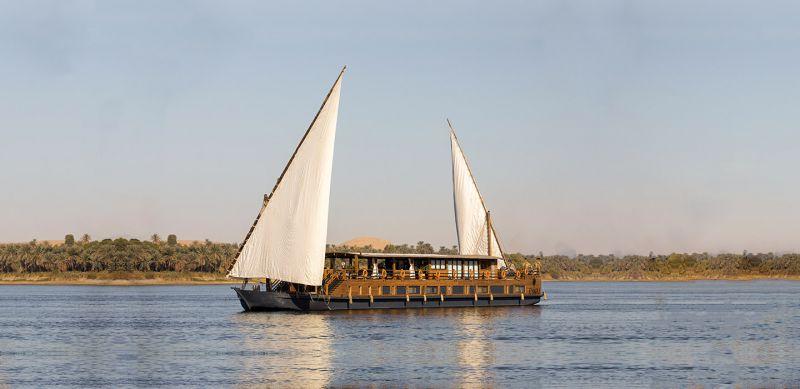 Crucero Eyaru Dahabia
