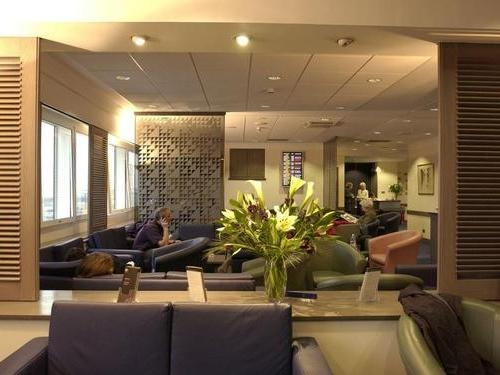 Servisair Lounge (Terminal 3)
