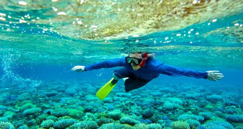 Snorkeling a Hamata da Marsa Alam