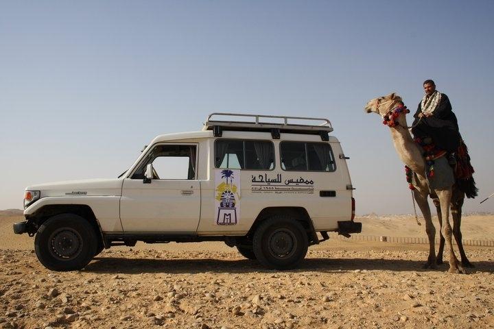 Escursione Jeep Safari a Hurghada