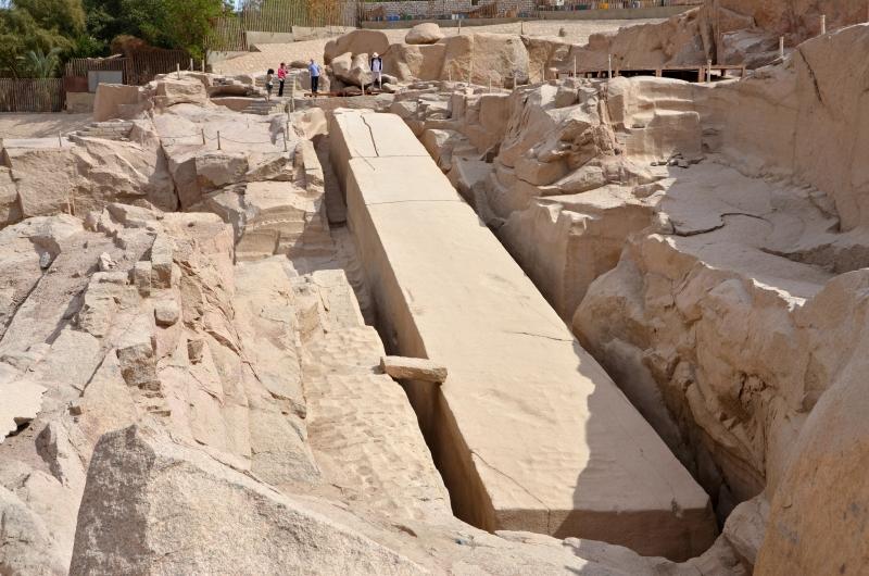 Obelisco Incompiuto di Aswan