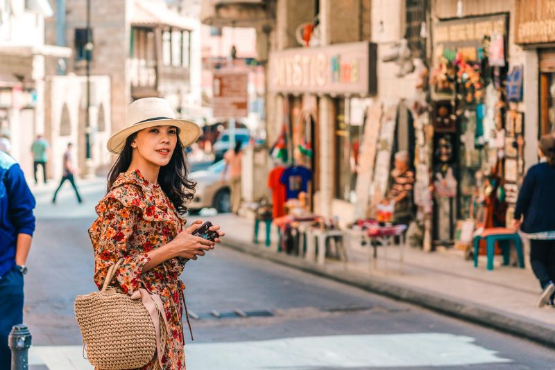 Shopping in Jordan