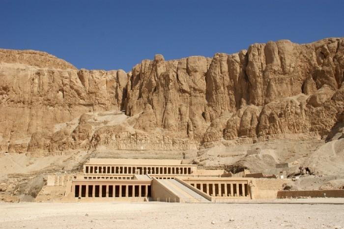 Temple d'Hatchepsout, Louxor