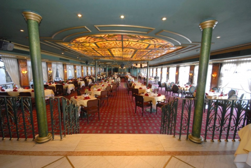 The Nile Maxim Restaurant