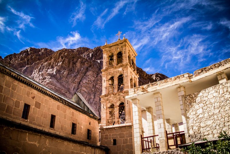Mount Sinai & St. Catherine's Monastery