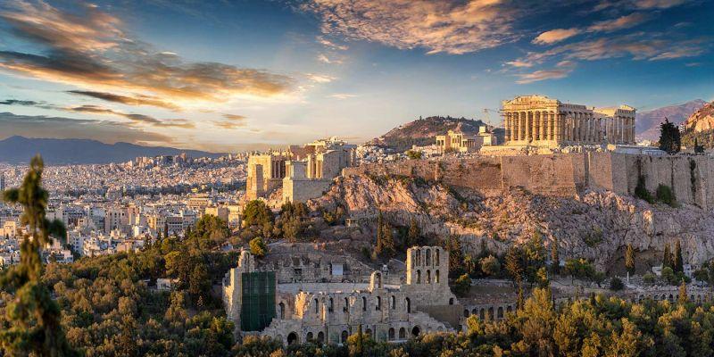 A Acrópole
