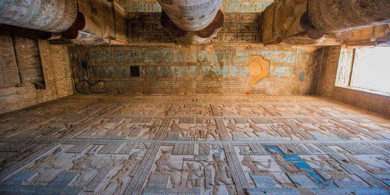 Conheça o Templo de Dendera