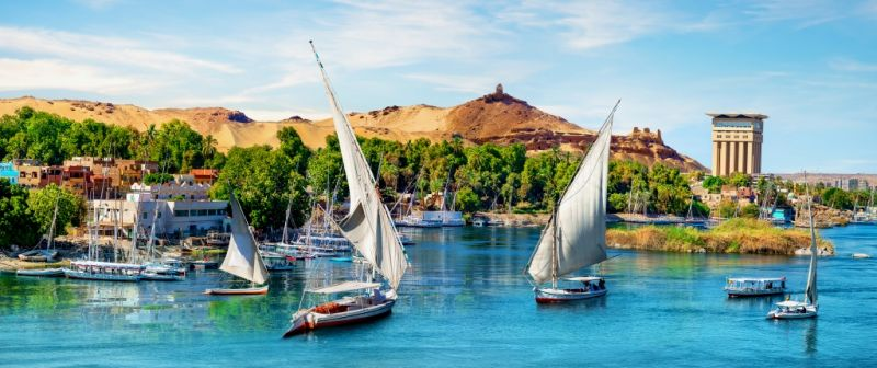 Nile of Egypt