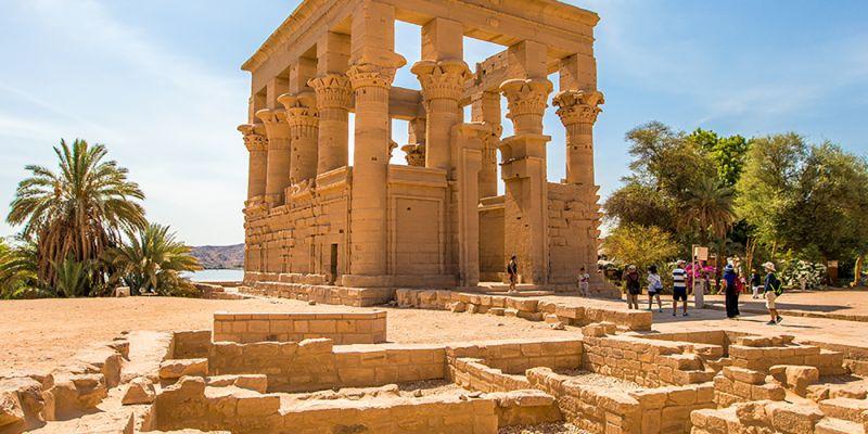 Pontos Turisticos do Egito