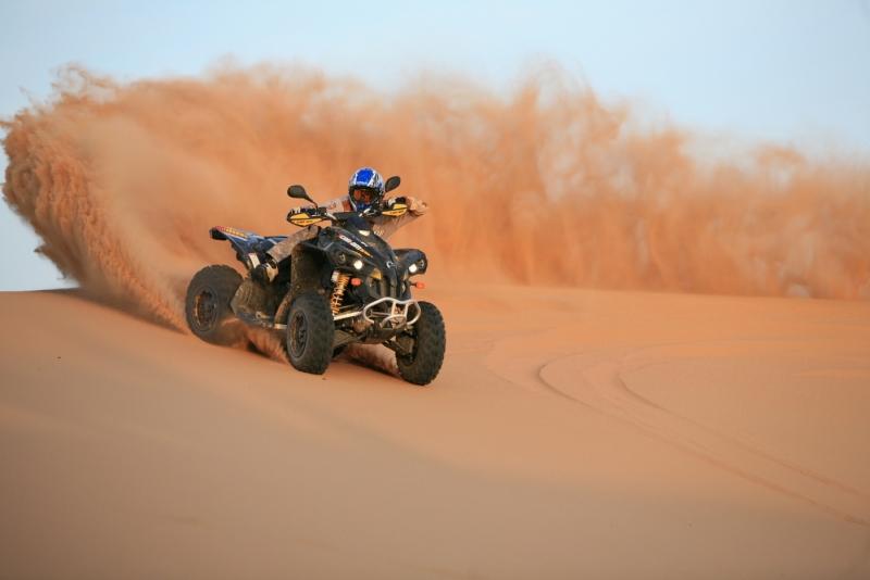 Motorata nel Deserto di Sharm