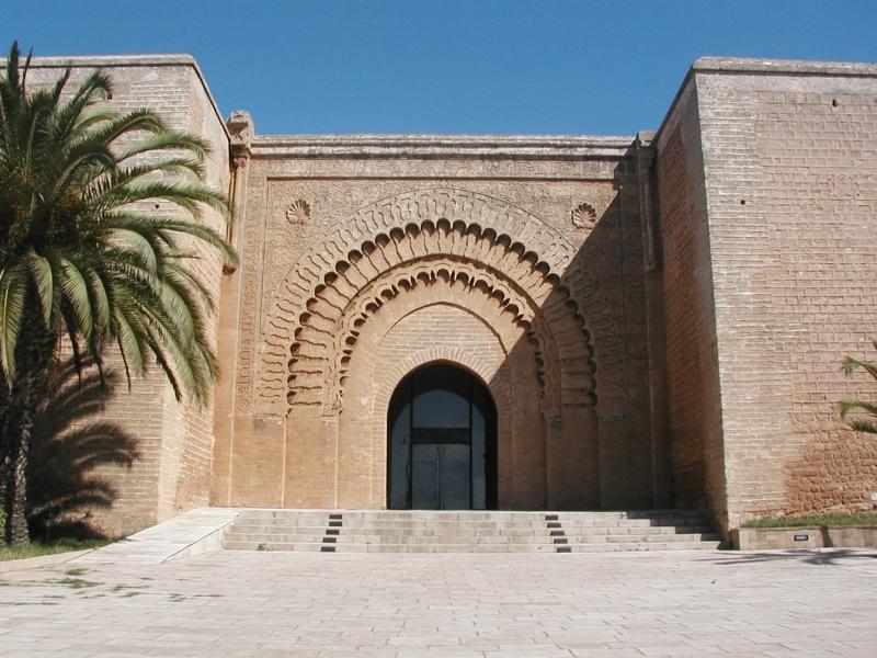 Bab er Rouah, Porte aux Vent, Rabat