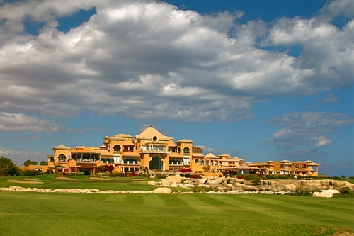 The Cascades Golf  and Country Club -Soma Bay