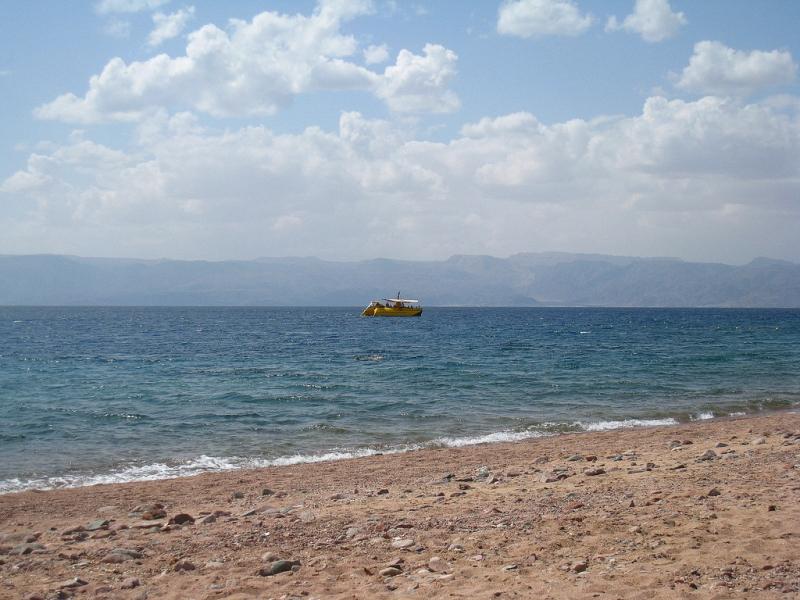 The Magical Dead Sea