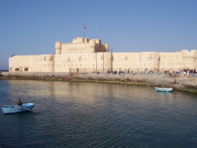 La Fortezza di Qaitbay