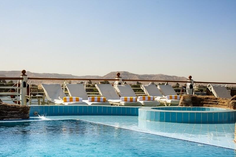 Ms royal lotus nile cruise luxor aswan cruise for Royal swimming pools memphis tn