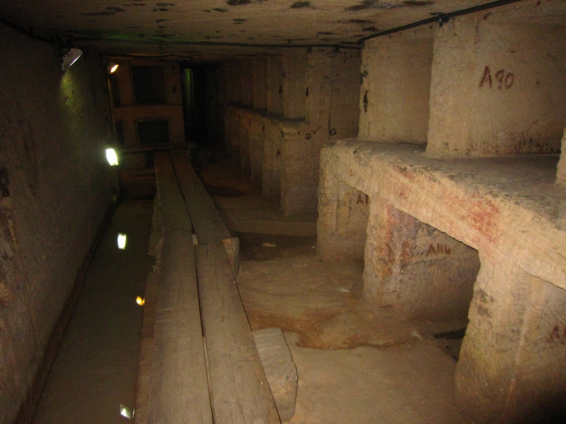 The Catacombs of Kom el-Shuqafa | Alexandria