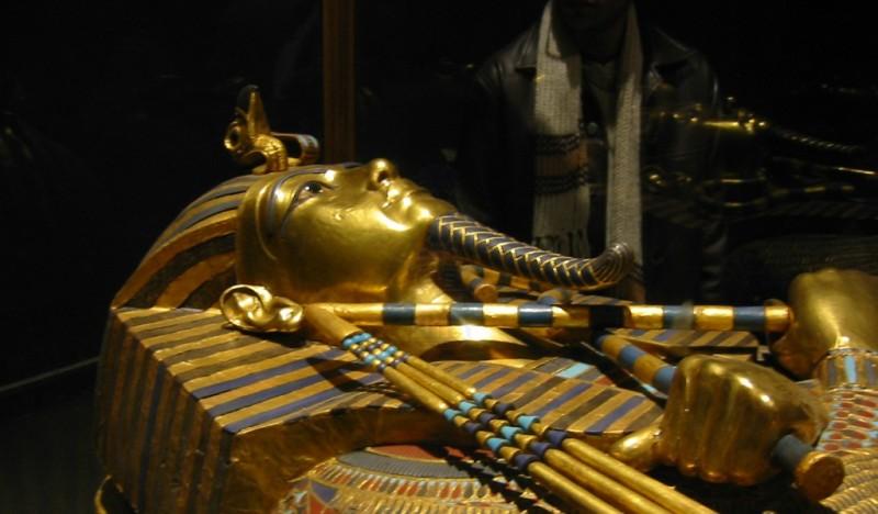 Toutankhamon, Le Musée Égyptien