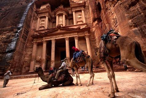 最好的迪拜和约旦的旅游套装
