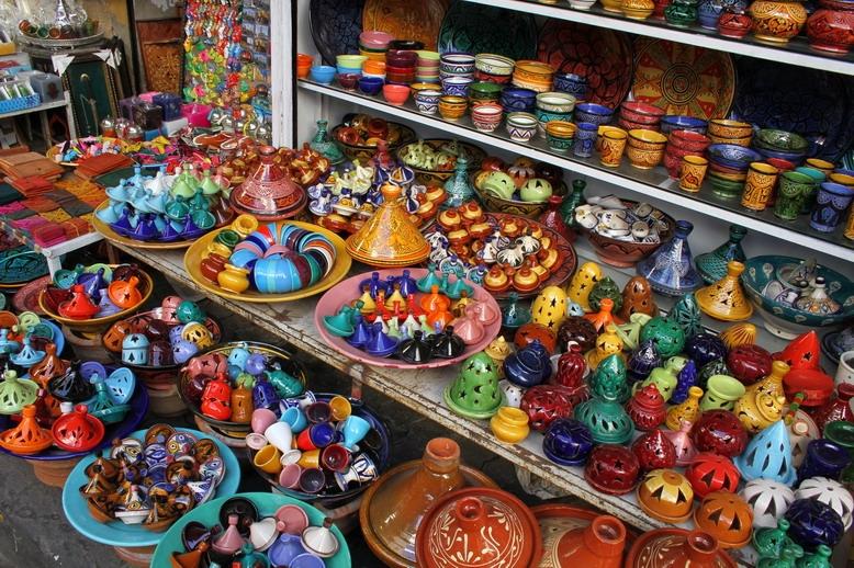 Mercado central - Casablanca