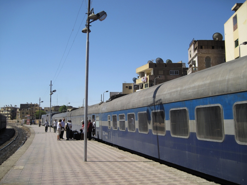 Sleeper Train Cairo - Luxor -Aswan