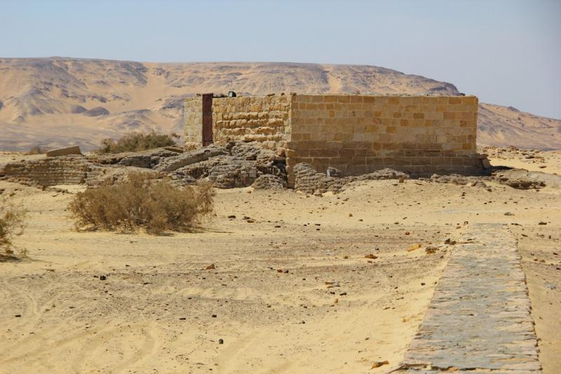 El Templo de Alejandro, Bahariya