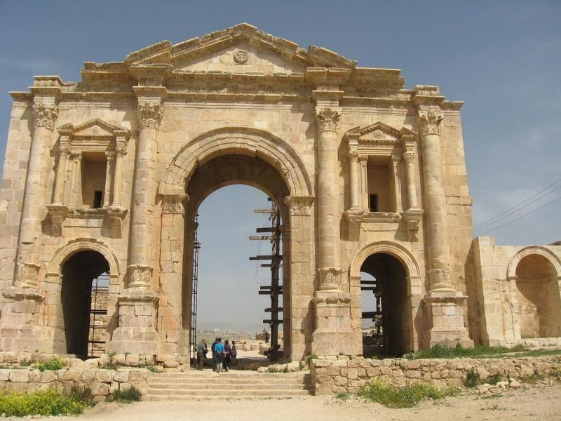 Excursão para Jerash, Ajloun e Umm Qais