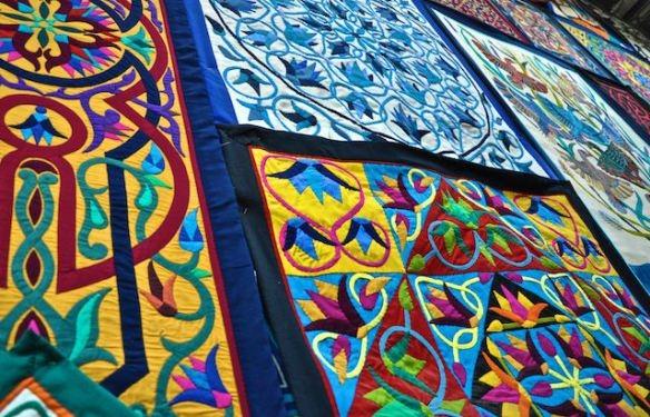 Souk Al Khayamiya e o Bazar de Fabricantes de Tendas - Cairo