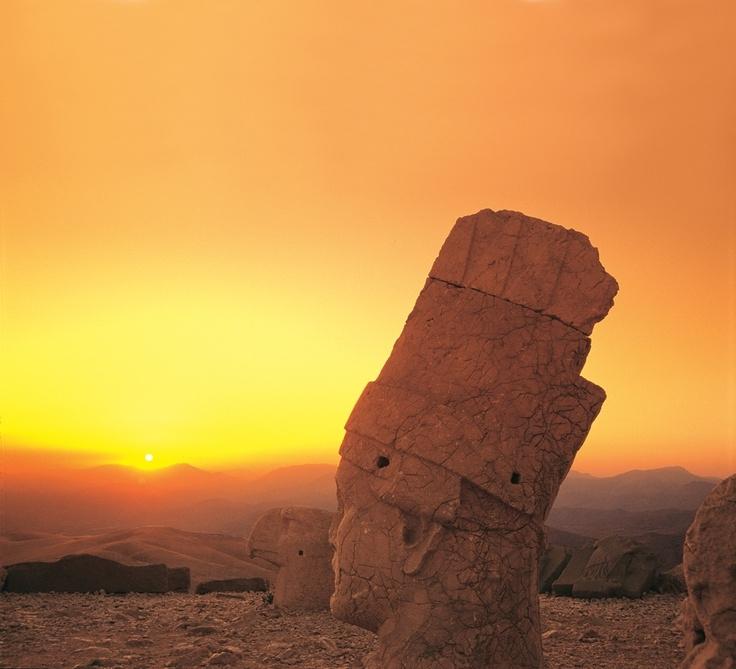 Mount Nemrut, Turkey