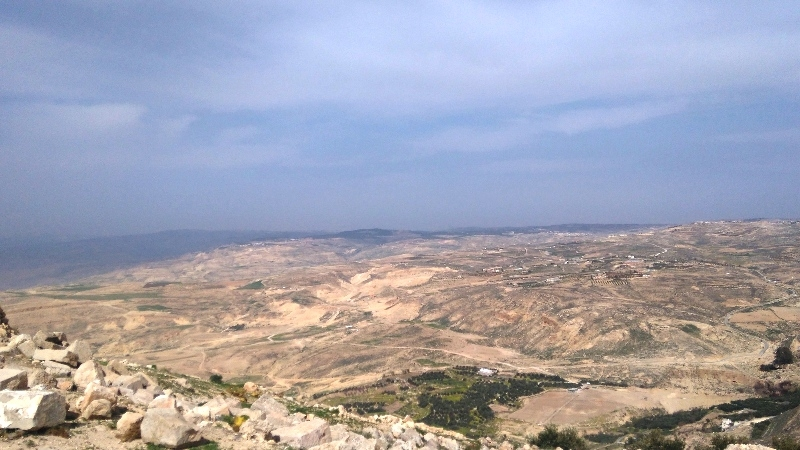 Day Trip to Madaba, Mt. Nebo and Dead Sea