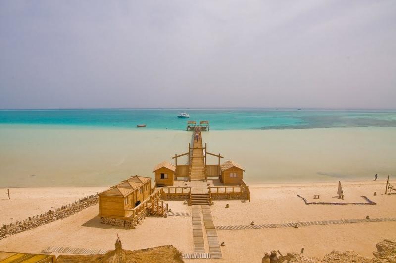 Amazing Giftun Island
