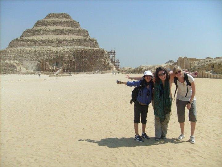 Stufenpyramide von Zosser
