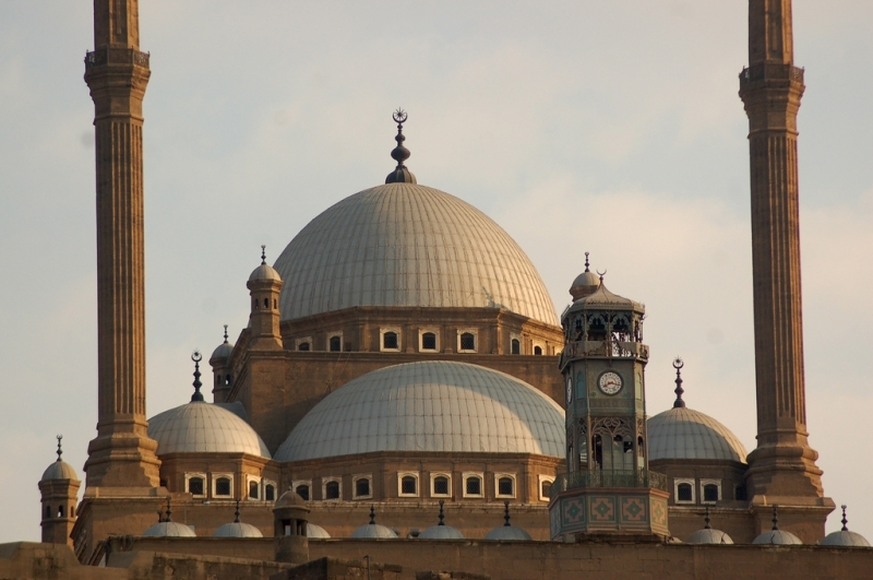 La Mosquée Méhémet Ali, Le Caire