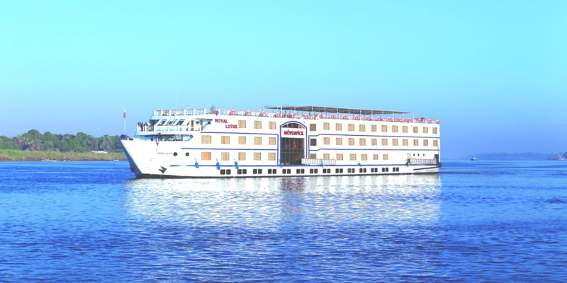 Movenpick MS Royal Lotus Nile Cruise