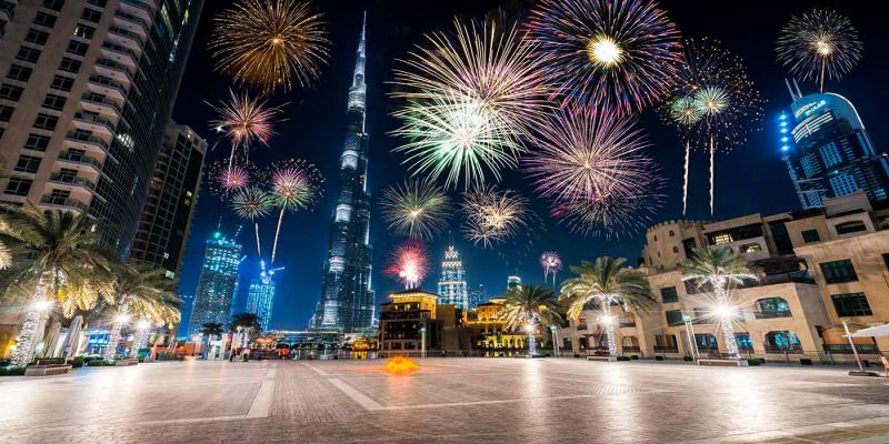 Dubai New Year Packages | Dubai New Years Eve 2021