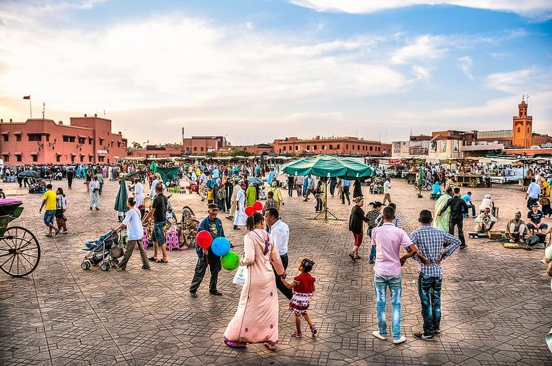 Roteiro Marrocos 7 Dias.