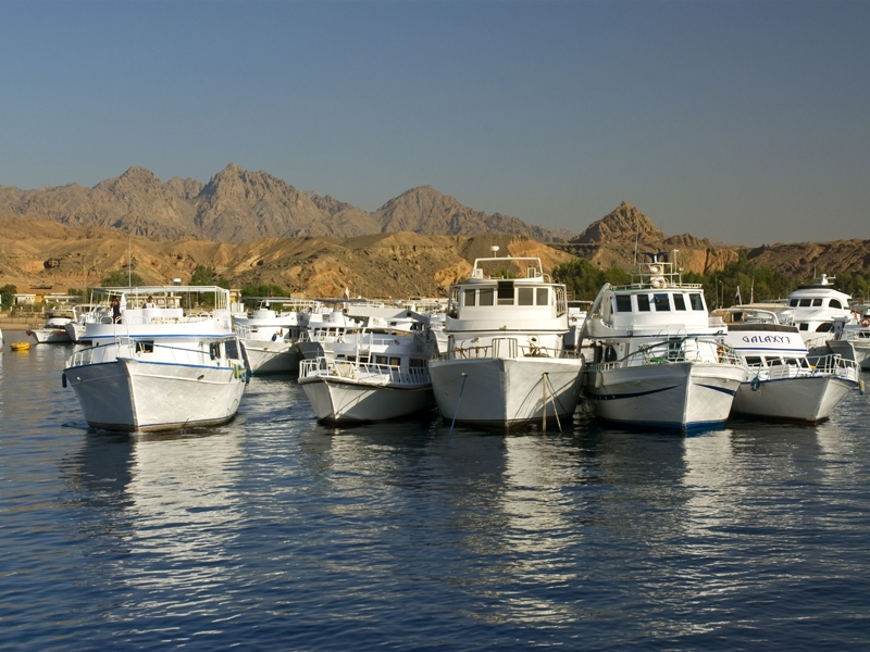 Diving Boats in Sharm El Sheikh