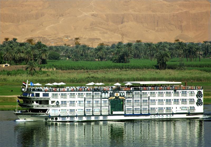 Sonesta St. George Nile Cruise