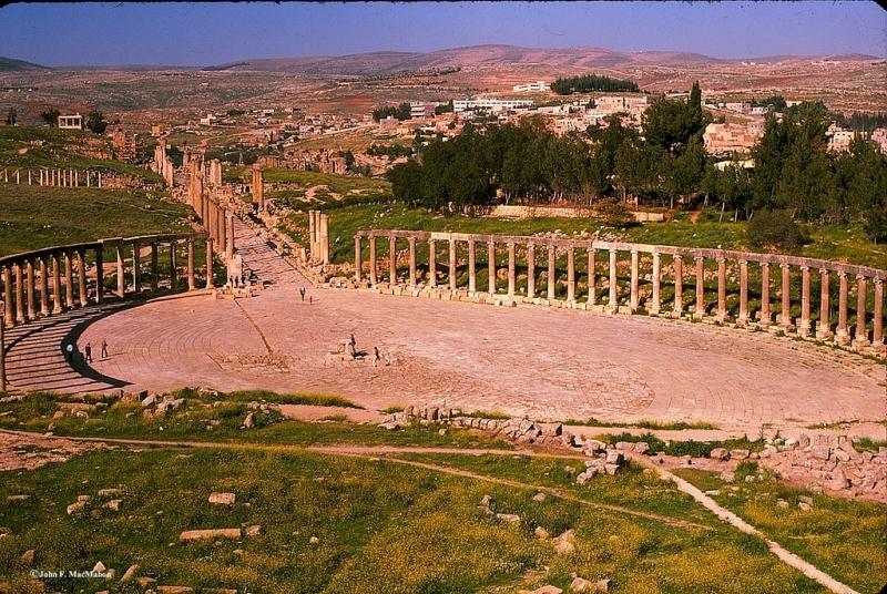 Tour Jerash