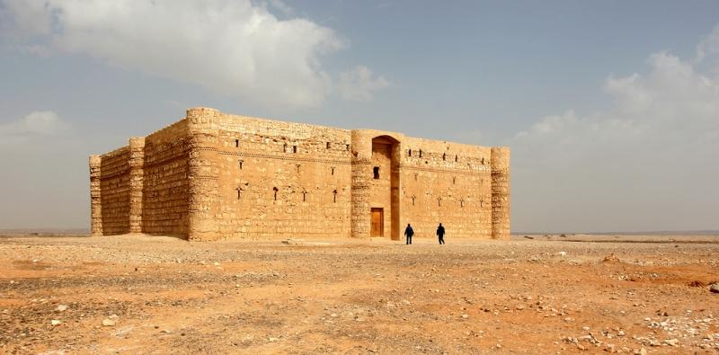 Half Day Desert Castle Tour from Amman