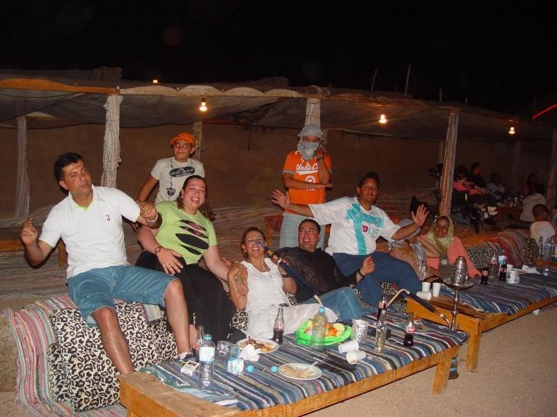 Бедуин Сафари по Пустыне в Вади Мандар