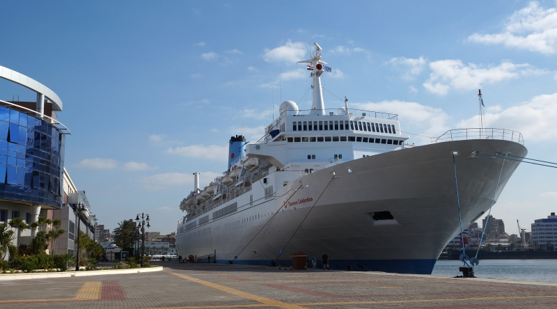 Transfers from Alexandria Port through Memphis