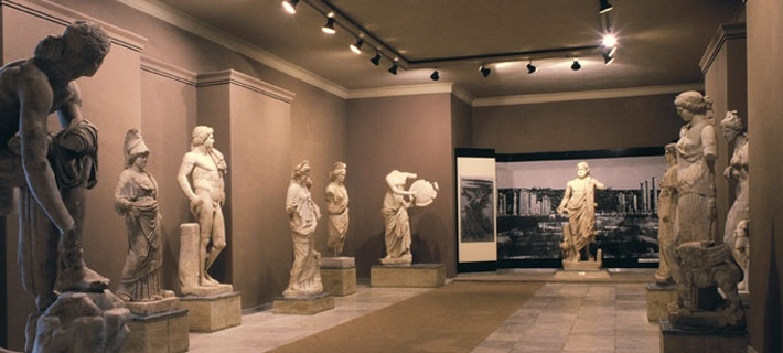 Antalya Archaeological Museum of Turkey