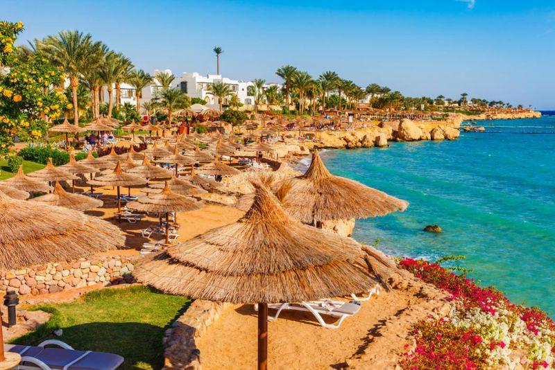 O fascinante Mar Vermelho Egito