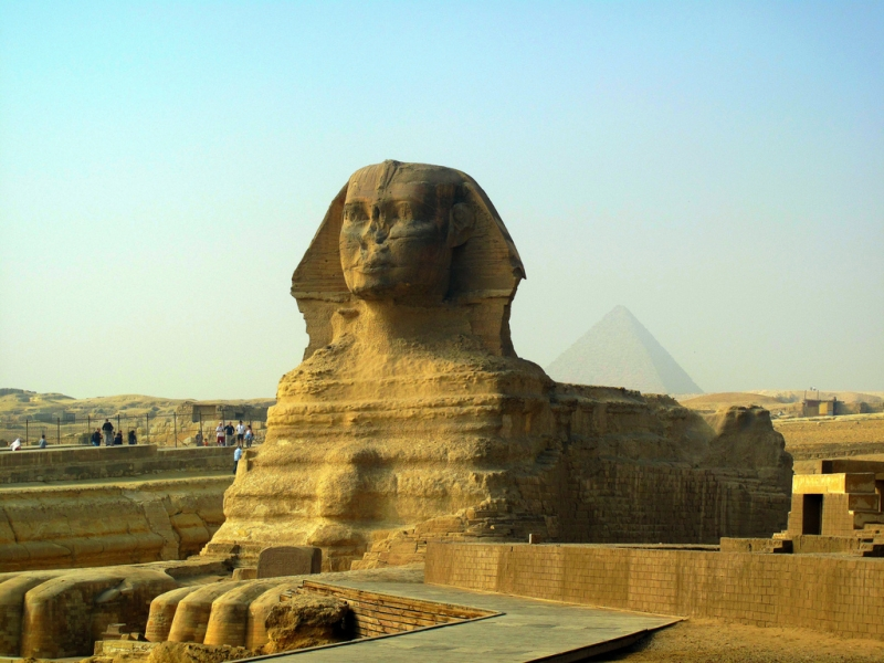 Sphinx Great Sphinx Of Ancient Egypt