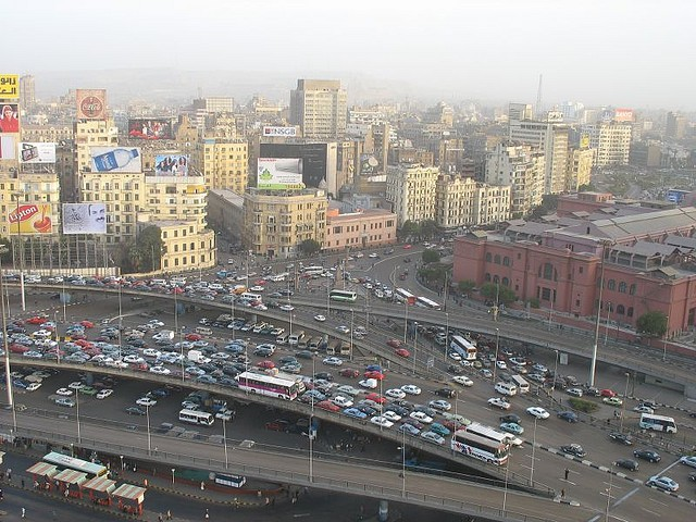 Rush Hour in Cairo