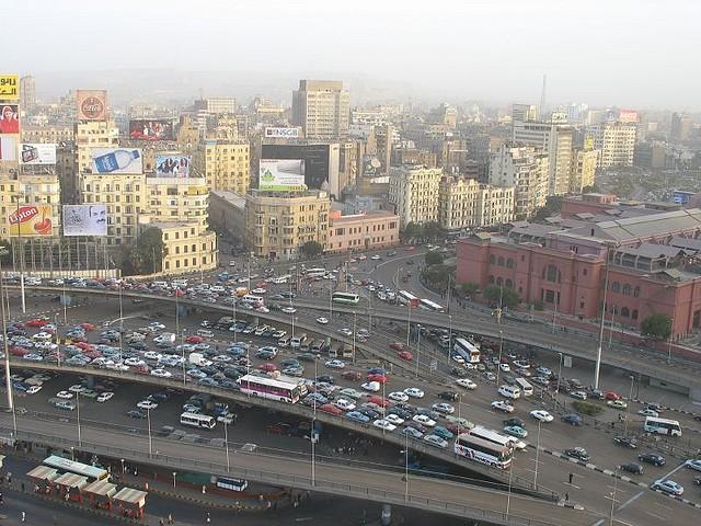 Rush Hour in Cairo