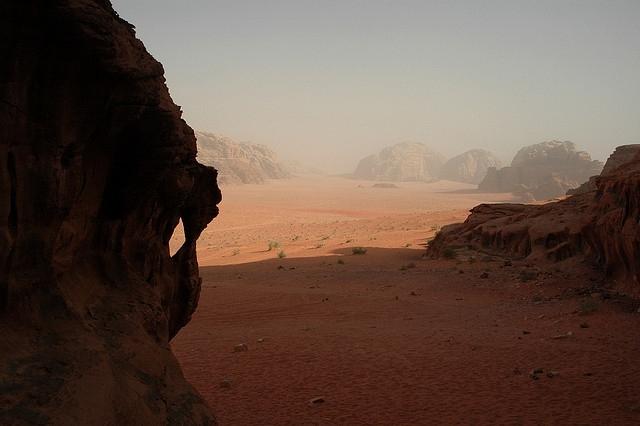 Wadi Rum, Valle della Luna