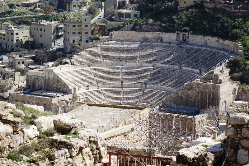 Full Day Amman City Tour
