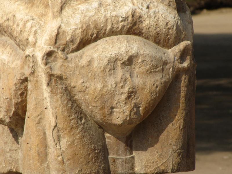 Statue of Hathour